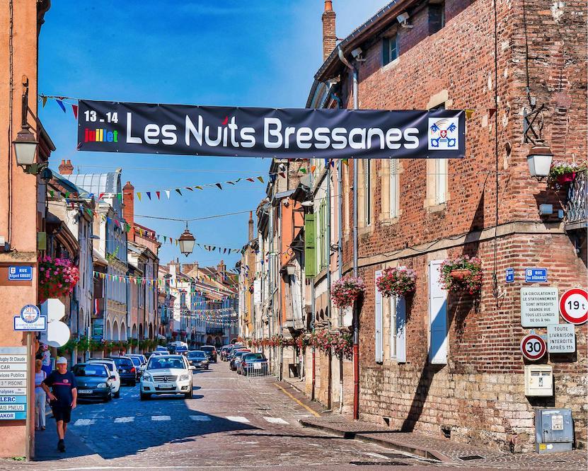 Louhans Les Nuits Bressanes