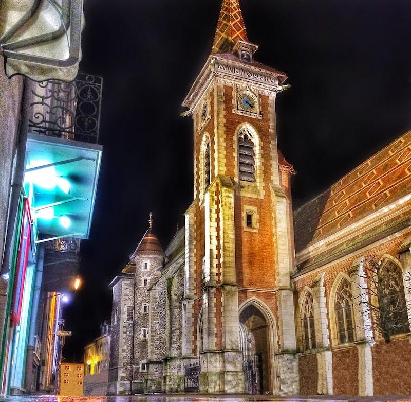 Eglise Louhans