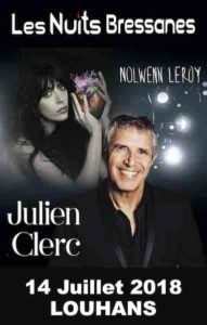 Julien Clerc & Nolwenn Leroy