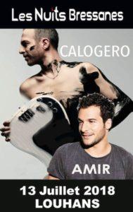 affiche 3 Calogero Amir