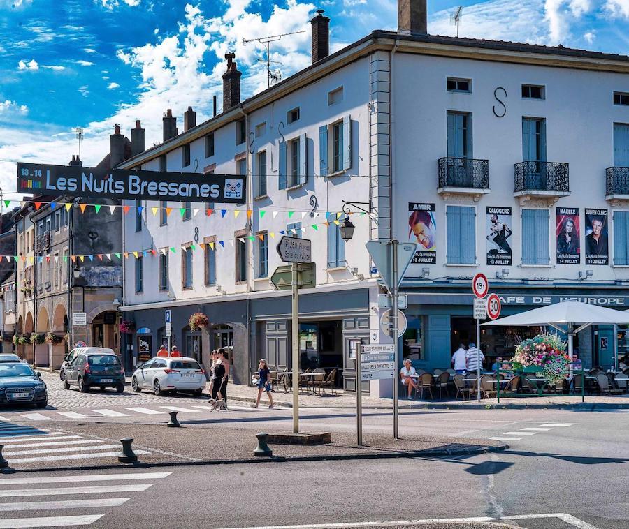les nuits bressanes à Louhans - Brasserie de l'Europe