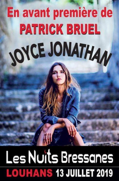 Joyce Jonathan avant première