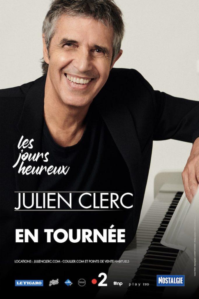 Julien Clerc les soirée bressanes